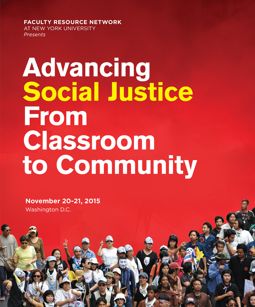 Advancing Social Justice from Classroom to Community