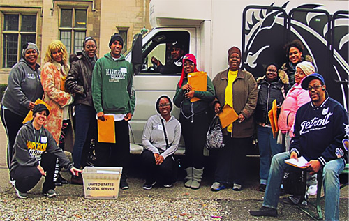BOLD in Detroit: A Campus-Community Partnership