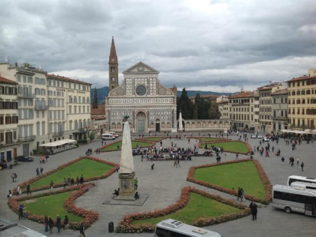 Piazza in Italy - Farmingdale- State College in Italy 2018